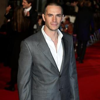 James D'Arcy is getting in shape to play a villain in his latest movie