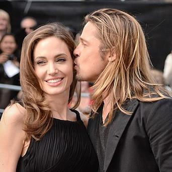 Angelina Jolie and Brad Pitt share a brood of six, including adopted children from Cambodia, Vietnam and Ethiopia.
