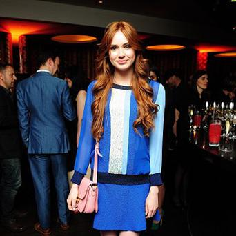 Karen Gillan looks set to star in Guardians Of The Galaxy