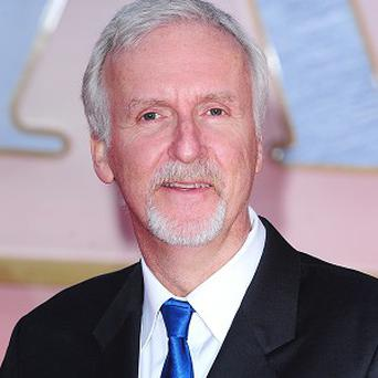 James Cameron is hard at work on his Avatar sequels