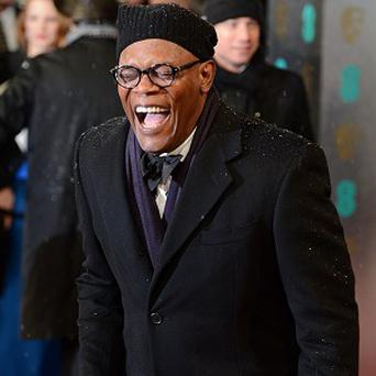 Samuel L Jackson has a special way of overcoming his stutter
