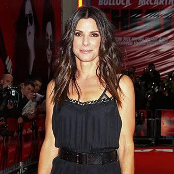 Sandra Bullock has joked about her bad luck with movie sequels