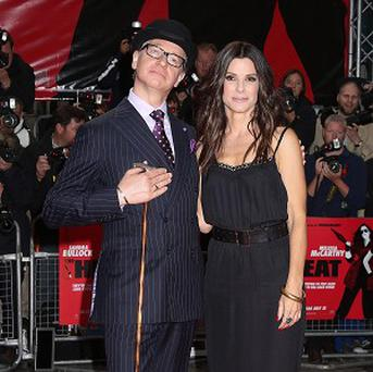 Paul Feig directed Sandra Bullock and Melissa McCarthy in The Heat