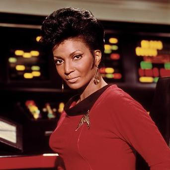 Nichelle Nichols played Lt Uhura in the original Star Trek series