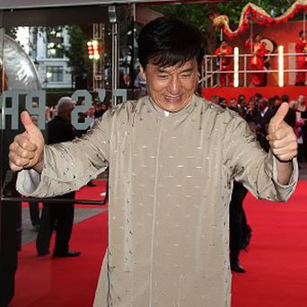 Jackie Chan has lined up two new movies