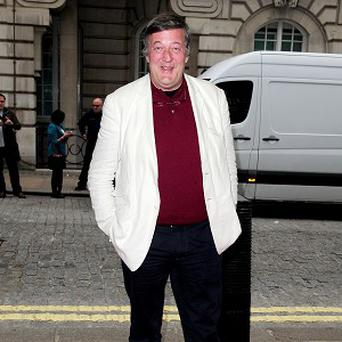 Stephen Fry has weighed in on Ireland's mental health debate.