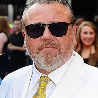 Ray Winstone will play a tough guy in The Gunman