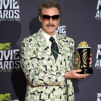 Will Ferrell is back as Ron Burgundy