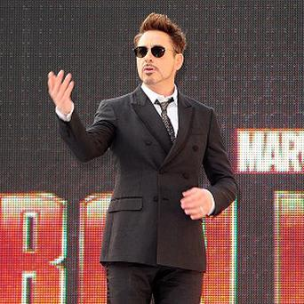 Robert Downey Jr will be back as Iron Man for two more Avengers films