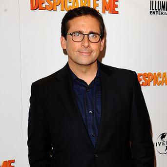 Steve Carell was due to work with James Gandolfini on Bone Wars
