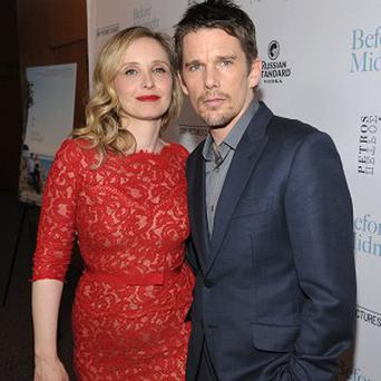 Julie Delpy and Ethan Hawke star in Before Midnight