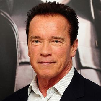 Arnold Schwarzenegger will star in and produce zombie film Maggie