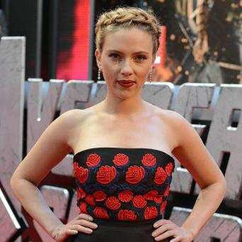 Scarlett Johansson has replaced Samantha Morton in Her