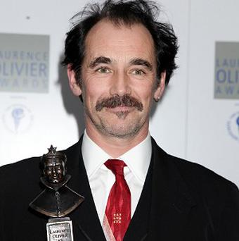 Mark Rylance has joined the cast of The Gunman