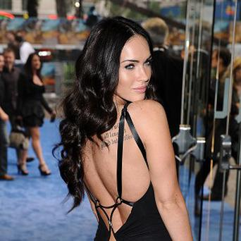 Megan Fox stars in Judd Apatow's This Is 40