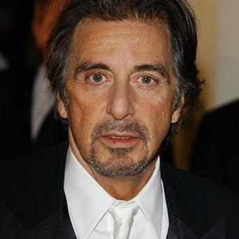 Al Pacino says he will always be remembered for The Godfather