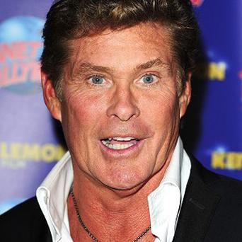 David Hasselhoff is being linked to a role in Stretch