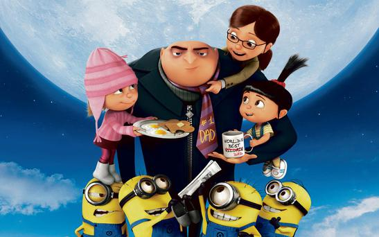 Despicable Me 2 doesn't have enough jokes to entertain adults.