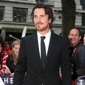 Christian Bale says he won't be reprising his Batman role