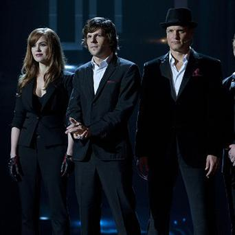 Isla Fisher stars in Now You See Me