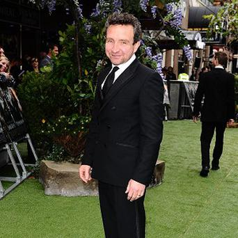 Eddie Marsan had nothing but praise for Filth