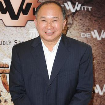 Director John Woo has started work on The Crossing