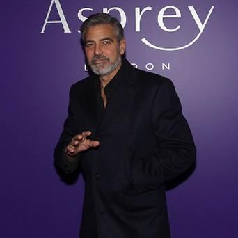 George Clooney will be awarded a special honour at the Bafta Los Angeles ceremony