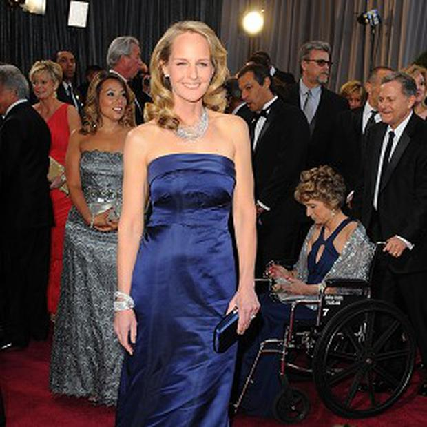 Helen Hunt could have a role in Joe's Mountain