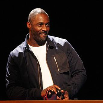 Idris Elba plays Nelson Mandela on the big screen