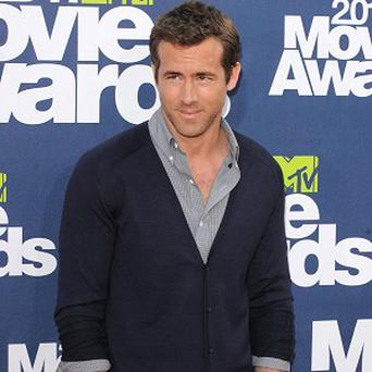 Ryan Reynolds says his family weren't keen on him being an actor, but they have come round to the idea