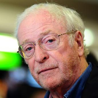 Sir Michael Caine is being linked to The Secret Service