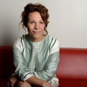 Lili Taylor stars in the haunted house thriller The Conjuring