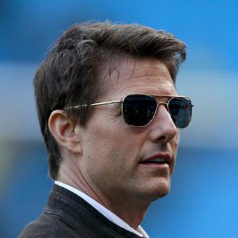 Tom Cruise was at Comic-Con to showcase his latest film Edge of Tomorrow