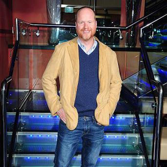 Joss Whedon made a surprise appearance at Comic-Con