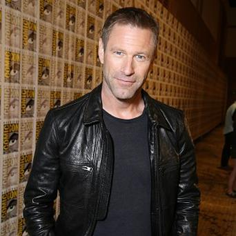 Aaron Eckhart has been talking about I, Frankenstein