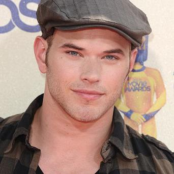 Kellan Lutz is in the frame for The Expendables 3