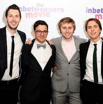 The Inbetweeners cast will return for a second movie