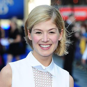 Rosamund Pike is being linked to Gone Girl