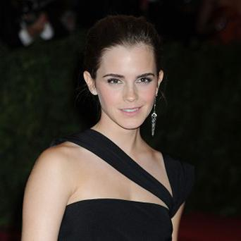 Emma Watson is tipped for the female lead in The Secret Service