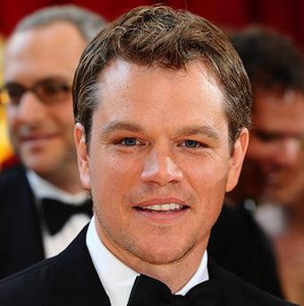 Matt Damon wants to try his hand at directing