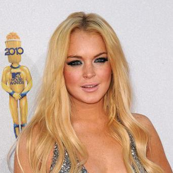 Lindsay Lohan missed the Venice Film Festival