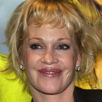 Melanie Griffith said she was proud of her daughter