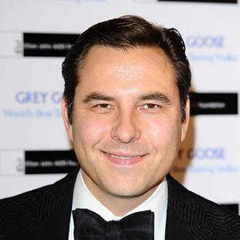 David Walliams will be voicing the role of Pudsey