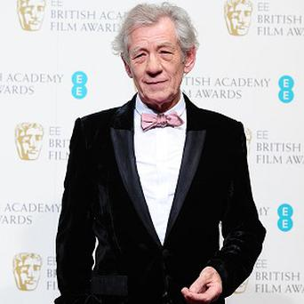 Sir Ian McKellen will play Sherlock Holmes on the big screen