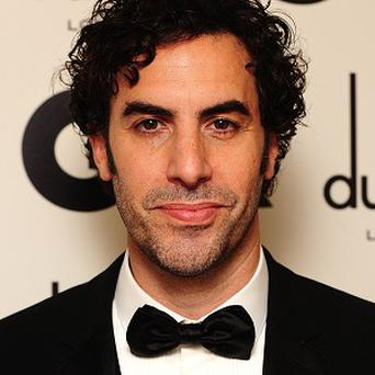 Sacha Baron Cohen will be honoured by Bafta LA
