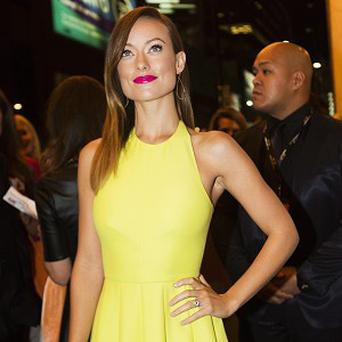 Olivia Wilde stars in Third Person