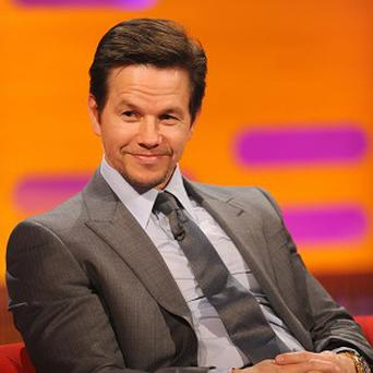 Mark Wahlberg said his kids did 'great' shooting a cameo in Transformers 4