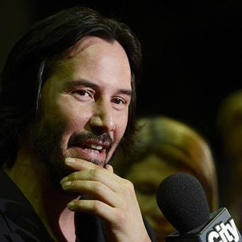 Keanu Reeves hinted that 'dark forces' were holding up the making of the next Bill And Ted film
