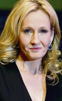 Author JK Rowling's new movie is based on a minor character in 'Harry Potter'