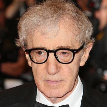 Woody Allen is to receive the 2014 Cecil B DeMille Award